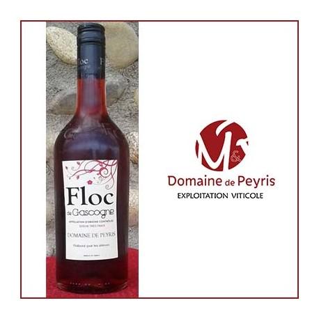 Floc de Gascogne rosé Domaine de Peyris