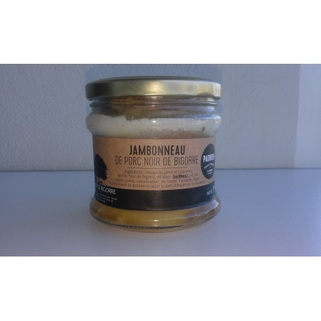 Jambonneau de Porc Noir de Bigorre