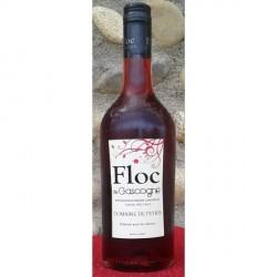 Floc de Gascogne rosé 2 étoiles Guide Hachette des vins