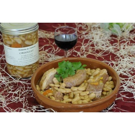Cassoulet du terroir