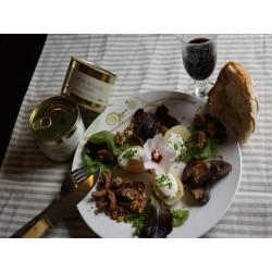 Mélange confit  pour Salade Gasconne