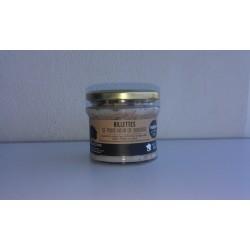 Rillettes de Porc Noir de Bigorre                             (Franco de port dès 40€ d'achat)