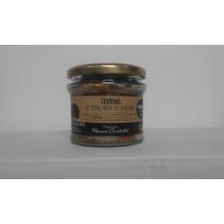 Terrine de Porc Noir de Bigorre                   (Franco de port dès 40€ d'achat)