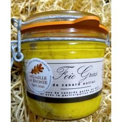 Foie Gras Entier de canard 320g           (Franco de port dès 30€ d'achat)
