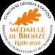 LOT: 1 Foie Gras Entier 190g + 1 Vin Moelleux