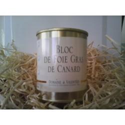 Bloc de Foie Gras 130g                                                      (Franco de port dès 30€ d'achat)