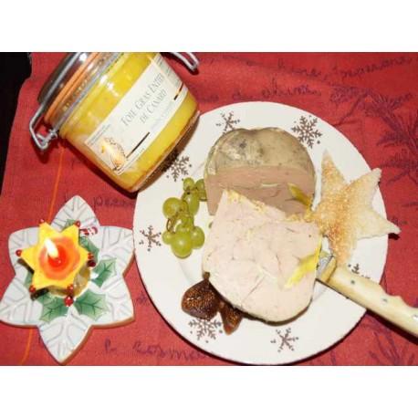 Foie Gras Entier de canard 190g